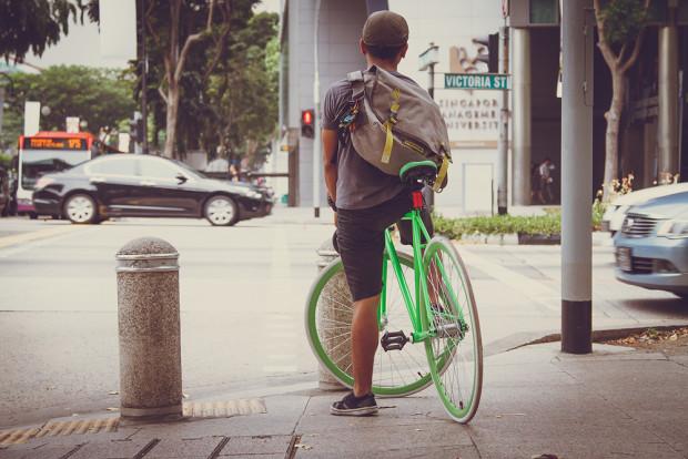 Singapur Street Bike Fixie